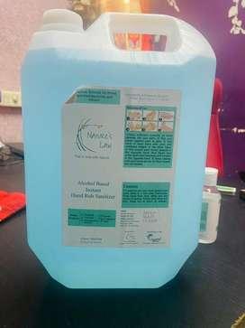 Standard Sanitizer 5ltr