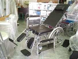 Kursi roda 3in1 bab selonjor tiduran