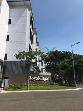 Apartemen Royal Cityloft Royal Residence Semi Furnish !!