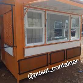 Custom Booth Container Size : 3 x 2 meter