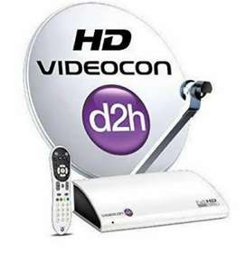 D2H antena with set top box for sale  1100