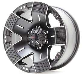 velg pajero tipe CILACA HSR R18X9 H6X139,7 ET12 FBM