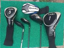 Stick / stick Golf WOODset & PUTTER ORIGINAL(XXIO, Taylormade, Mizuno)