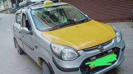 Alto 800 lxi taxi