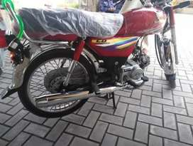 Honda CD-70 2015 model for sale