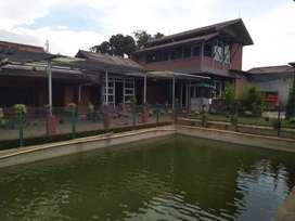 Disewakan Bangunan Dua Lantai, Tempat Usah, Sewa Resto Rancaekek