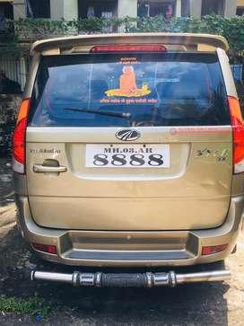 Mahindra Xylo E8 family well maintained Vip car