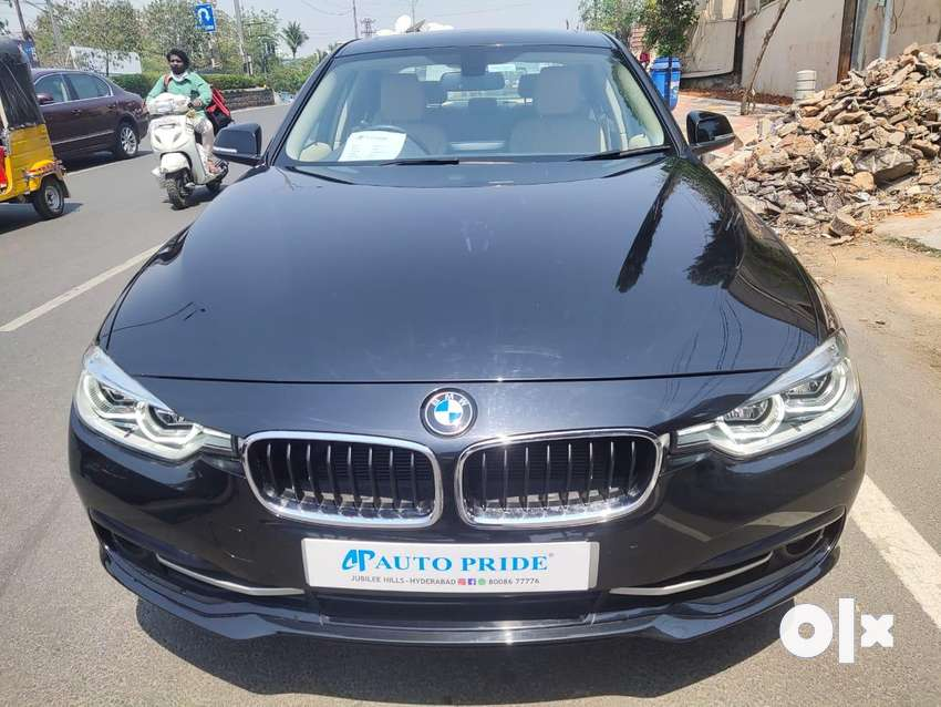 BMW 3 Series 320d Sport, 2018, Diesel