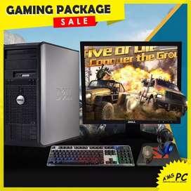 Dell full computer set 4999 rupes