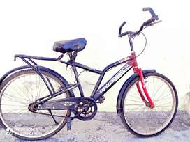 Razorback bicycle