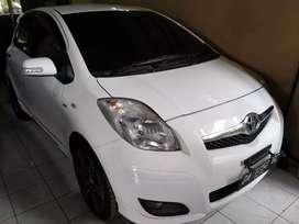 Toyota Yaris thn 2011 manual