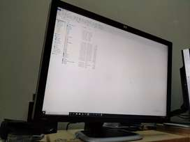 30 inch hp led condition 10/9