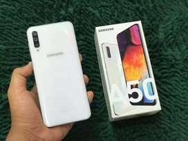 Samsung Galaxy A50 Ram 6/128Gb Fullset Garansi Panjang
