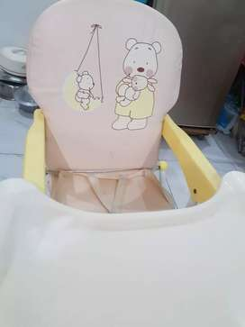 High chair for baby product design by baby shop junior brand