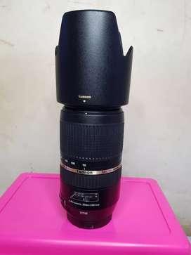 Lensa Tamron SP 70-300 VC USD