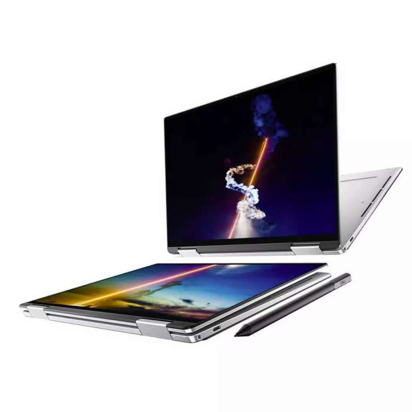 DELL XPS 13 7390 4K UHD 2IN1 TOUCH I7 1065G7 16GB 512SSD Bisa kredit