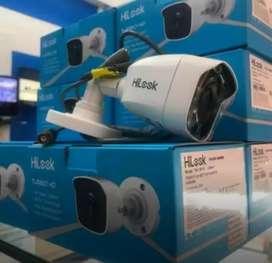 Cctv kamera 2 MP gratis pasang/ bisa online via android
