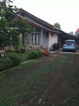 Rumah di Perkampungan Yang Masih Asri di Desa Tegal Bogor