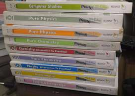 16 books O level past paper BUNDLE (yearly + topical)
