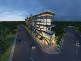 office space and shop availible in baner