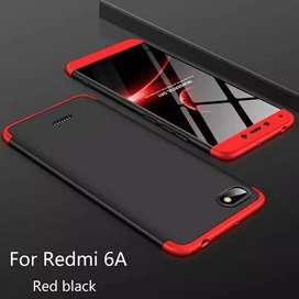 Case 360 Xiaomi Redmi 6a Original