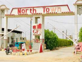 5 Years Instalment Plot in North Town Residency Phase 1