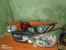 Head light sell all light and buffing and repair