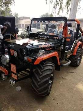 Gora Jeeps open Jeep modify company