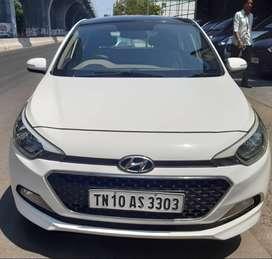 Hyundai Elite I20, 2015, Petrol