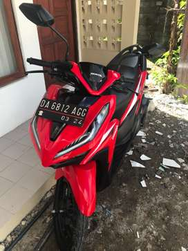 Dijual new vario 125 2019 Red
