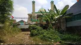 Disewakan lahan 1000 m², Jln. Bambu Hitam, Cipayung, Jakarta Timur
