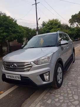 Hyundai Creta 2016 Diesel Good Condition