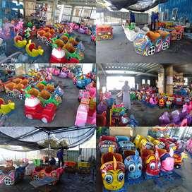 GAL pabrik mainan mini coaster odongg odongg mobil aki