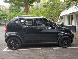 Suzuki ignis mulus low km