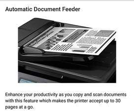 Epson m205 printer copy scan