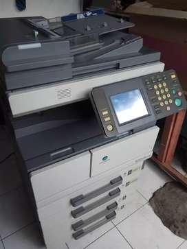 Mesin Fotocopy Bizhub 350 Istimewa