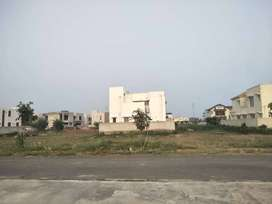 Near to park main road Plot G 405 for sale in DHA phase 6