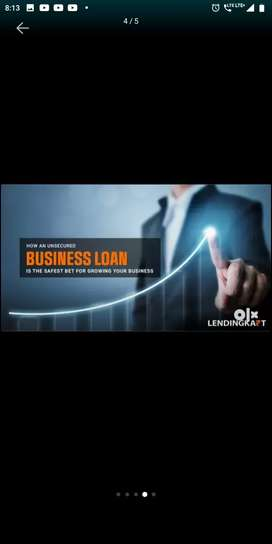 Personal loan, Home loan, mortgage loan, business loan and etc.