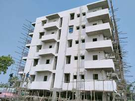 Ready to move in 2BHK apartments for sale Near Raja Hotel