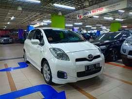 Toyota Yaris E Automatic 2013 istimewa
