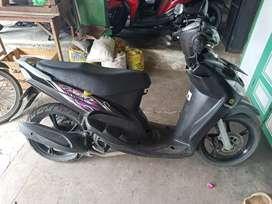 {Bisa Nego} FOR SALE Mio Sporty 2011 Black Full Standard Yamaha