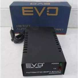 EVO 1500 Watt Automatic Soft Start/ Slow Start For: TV, Fan