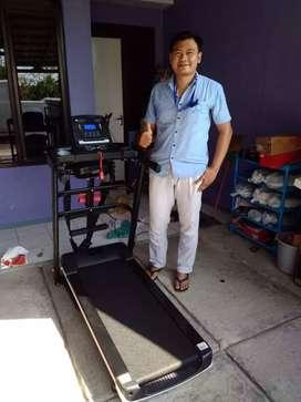 Treadmill elektrik TL 607 bayar dirumah id 88811122