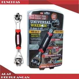 Tiger Wrench Kunci Pas 48 In Universal Wrench - Kunci Pas Multifungsi