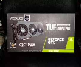 VGA Asus TUF GTX 1660 Super OC, Like new