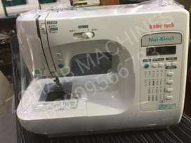 Baby lack sewing machine