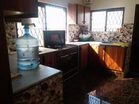 DHA PHASE 4 furnished room attach bath  kitchen drwing t.v lounge