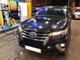 Toyota Fortuner 2.8 4X4 AT, 2018, Diesel