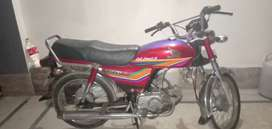 Honda CD 70 in Used Condition