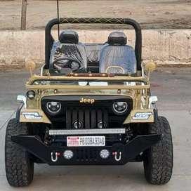 Harsh jain motors jeep